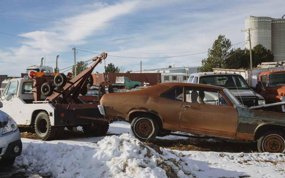 Rachat de véhicule en panne: à qui et comment vendre ?