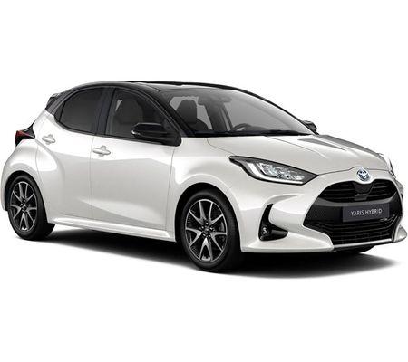 toyota-Yaris-voiture d'occasion-hybride pas chère-hybride pas cher-quelle hybride acheter pour 10 000 euros